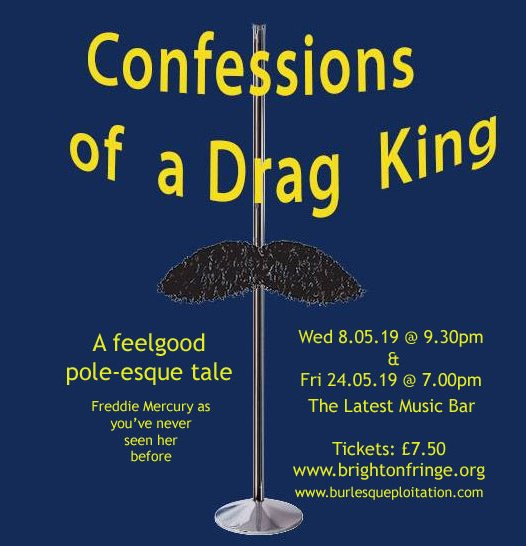 Confessions Of A Drag King